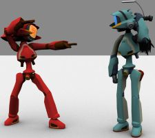 Canti: 3d model by darth-biomech