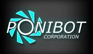 PoniBot Corporate Logo Moving Version by SymbianL