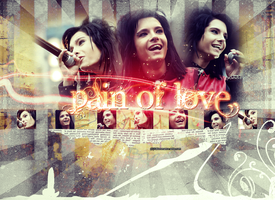Pain of love by kaulitzway