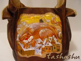 "Bag ""Romantic evening"" 5 by Tashashu"