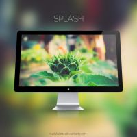 Splash Wallpaper by rudolfzz111