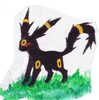 umbreon by enyce122