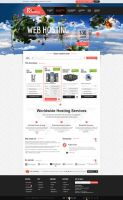 Aedon Creative PSD Theme by DarkStaLkeRR