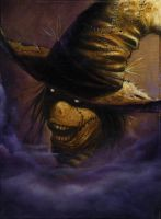 scarecrow color variant by LucaStrati