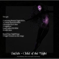 SaSch Child of the Night by Elf-Spirit