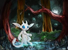 Ori And The Blind Forest by SuperRobotRainbowOwl
