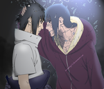 naruto 590 itachi and sasuke by SamSamy13