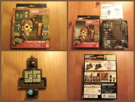 Professor Layton puzzle series: Kidnapped Flora by BenjaminHunter