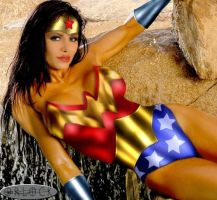 Wonder Woman by Orlock
