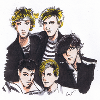 Duran Duran by CAWalizer