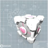 Weighted Companion Cube by apach3