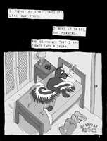 My Life As A Skunk by Draygone