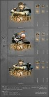 Risen, Dock Icons by VikingWasDead