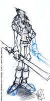 CO2 KNIGHT_04 by Chiko190
