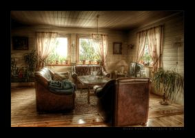 Living Room by Taragon