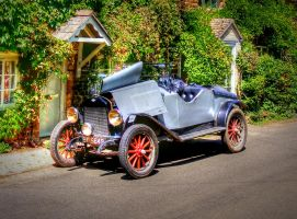 The Automobile by s-kmp