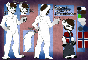.:Reference COMM:. Quailington by RyelletiBun