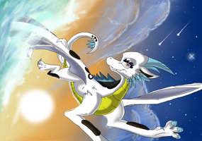 Wing Splash. by Skaylina