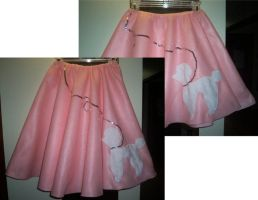 Poodle Skirts by annasaphiree