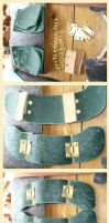 armor: yoke straps re-do by demosthenes1blackops