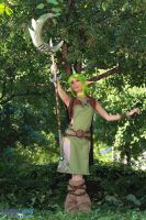 League of Legends - Dryad Soraka 1 by Yuwi