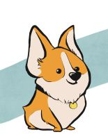 Corgi by Fray-ze-ay