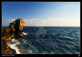 Pulpit Rock by d---b