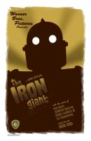The Iron Giant by twoshirts