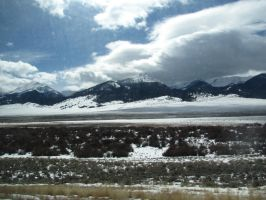 Snowy Mountains 1 by Zepher-Stock