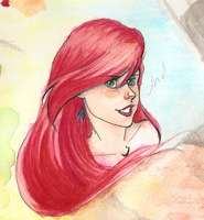 Ariel by moonylady