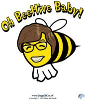 Oh Beehive Baby by Smaggers