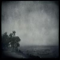 Shore Storms by intao