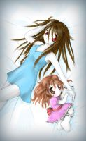 Don't touch her - BD spoilers by Rinoa-hime