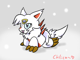 Chilica / Siriwrath by Birdon14