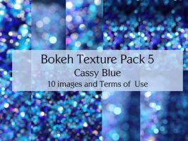 Bokeh Texture Pack 5 by Cassy-Blue
