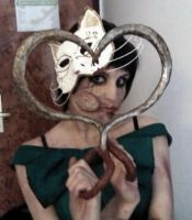 Splicer Heart by Paranoidelusion