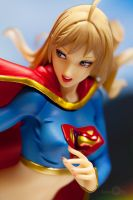 Super Girl by andrewhitc