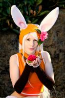 Viera's Blessing by CharmieSweets