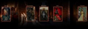 Inquisition Companions Card 1 by Bhaal5001