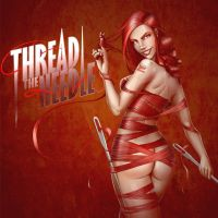 Serah Stitchripper -Thread the Needle Cover Art by steevinlove