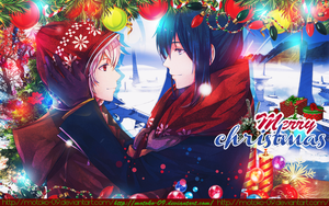 Merry christmas to you my love by motoko-09