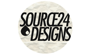 Source24Designs Logo by Angelmaker666