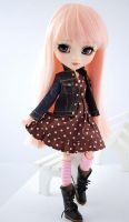 Groove Girl Pullip by Miema-Dollhouse