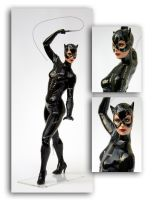 "Catwoman from ""Batman Returns"" by sparkvark"