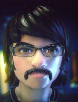 Me in RB3 Close up by hernandez2