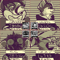 Mugshot Icons- Batch 3 by 22mg