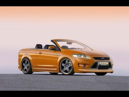 Ford Mondeo X by chopperkid44