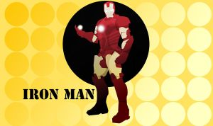 Iron Man by lica-june20