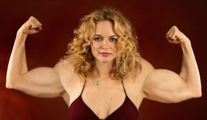Heather Graham muscle growth part3 by tiftifFR