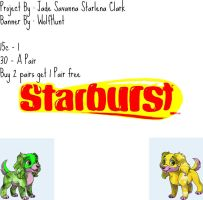 StarBurst Project Banner by dimen15108